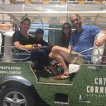 Renting a Tuk-Tuk in Lisbon