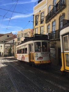 Lisbon Trains